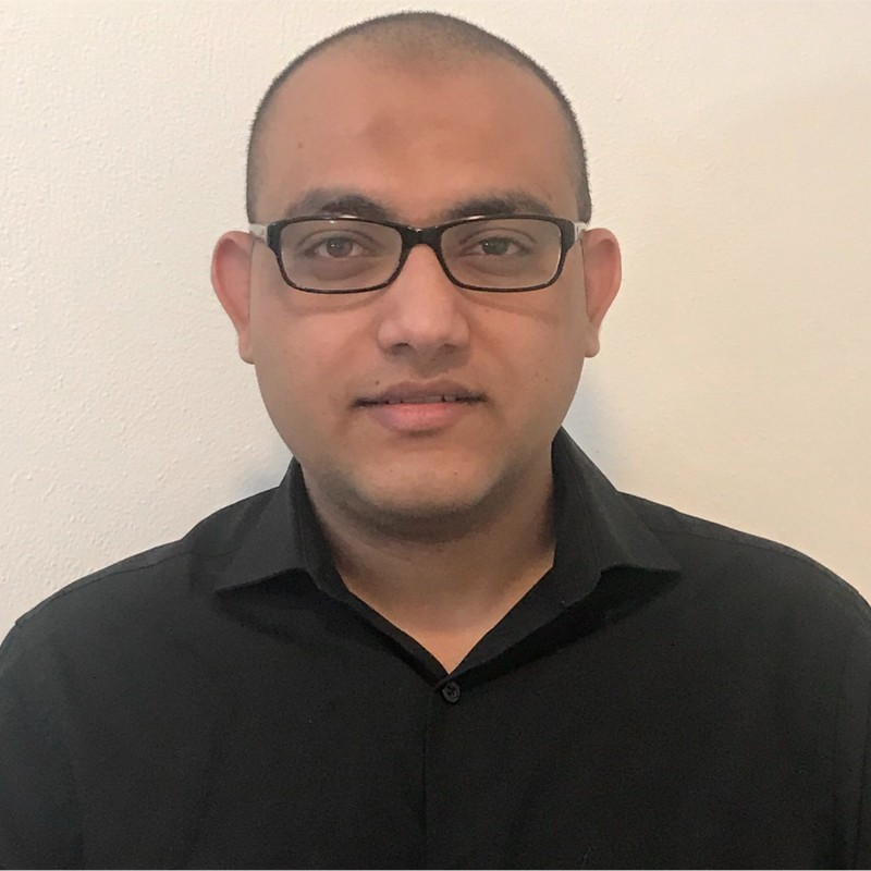 Mohammed Mahyoub, a systems science and industrial engineering PhD student
