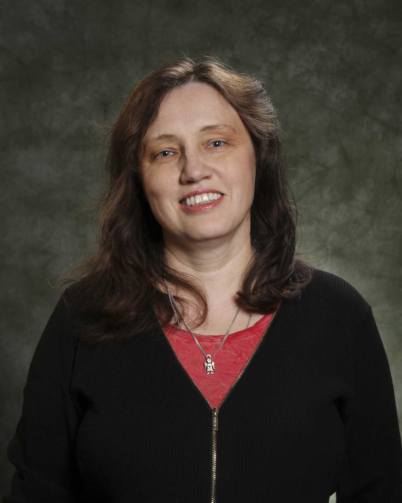 Professor of Political Science Olga Shvetsova