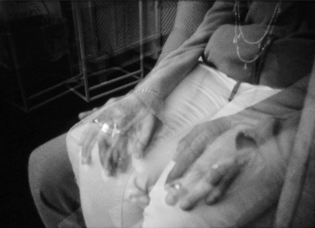 "A still from Lauren Paganucci's experimental film ""Mother's Touch"""