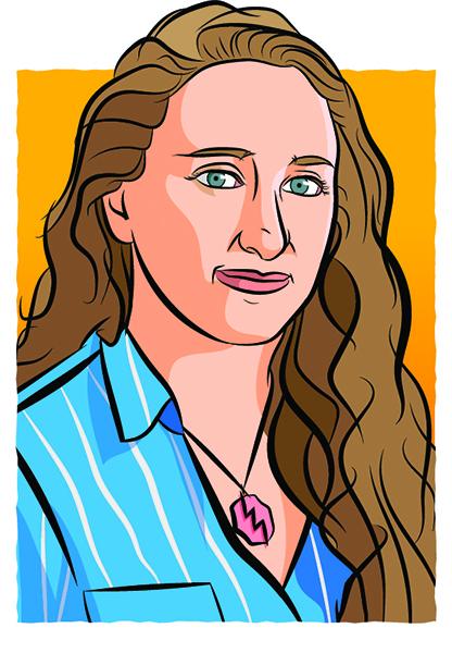 Christina Stracquodaine '15, MA '16