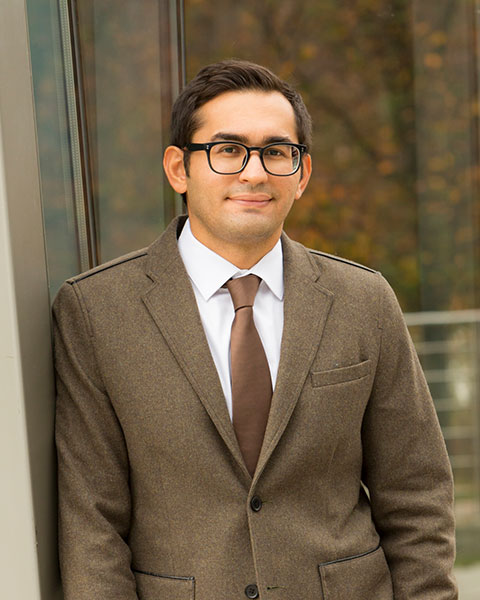 Isaac Vaghefi, assistant professor of management information systems