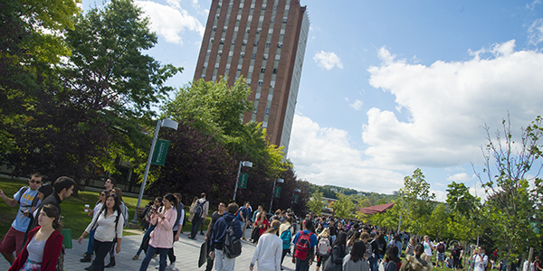 Binghamton University's application for CARES Act funding resulted in millions in direct support to students.