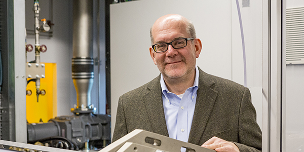 Empire Innovation Professor of Engineering Mark Poliks will serve as director of Binghamton University's new Center for Flexible Hybrid Medical Device Manufacturing, which has been designated a Center for Advanced Technology.