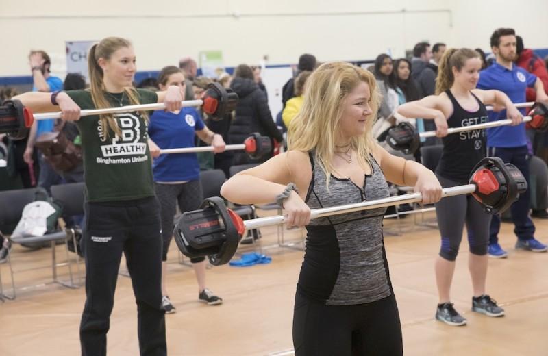 Health Fair returning to Binghamton University for 12th year