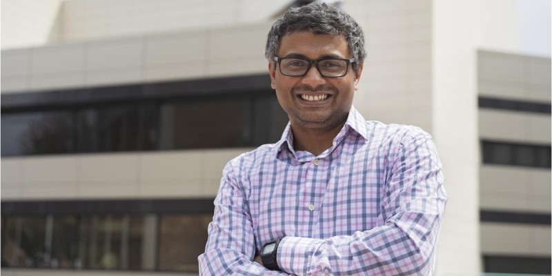 Assistant Professor Aravind Prakash from the Department of Computer Science at Binghamton University's Thomas J. Watson College of Engineering and Applied Science.