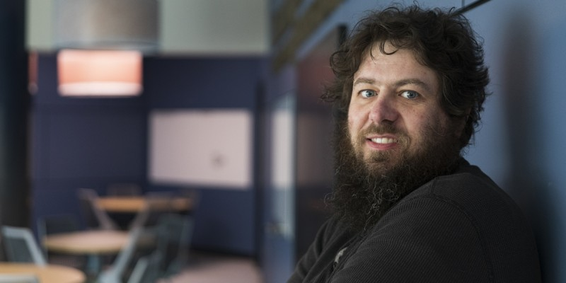 Assistant Professor Jeremy Blackburn, Department of Computer Science, Thomas J. Watson College of Engineering and Applied Science