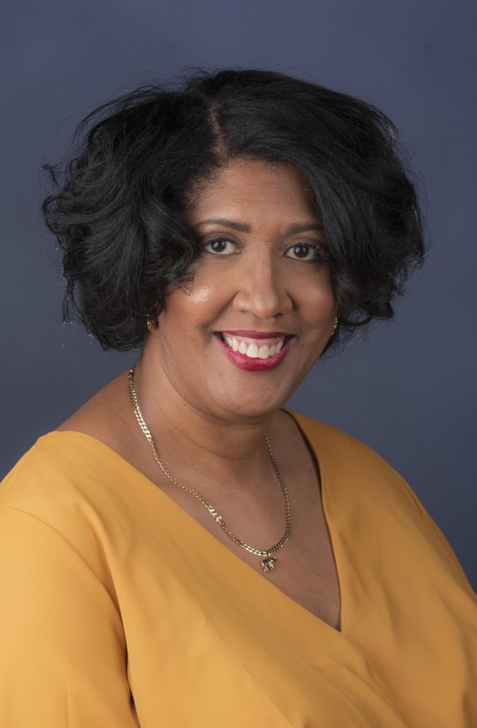 Dr. Camille Clare '92, chair of the Department of Obstetrics and Gynecology at SUNY Downstate Health Sciences University and a professor in the College of Medicine and School of Public Health