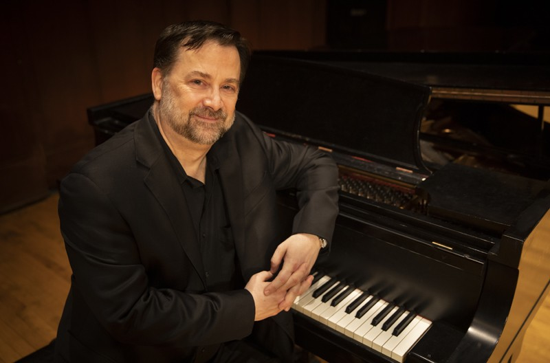 William Culverhouse is director of choral activities in Binghamton University's Music Department.
