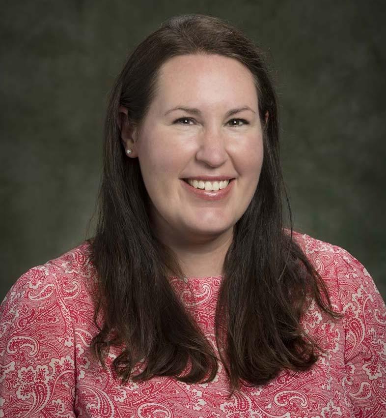 Gretchen Mahler, associate professor of biomedical engineering