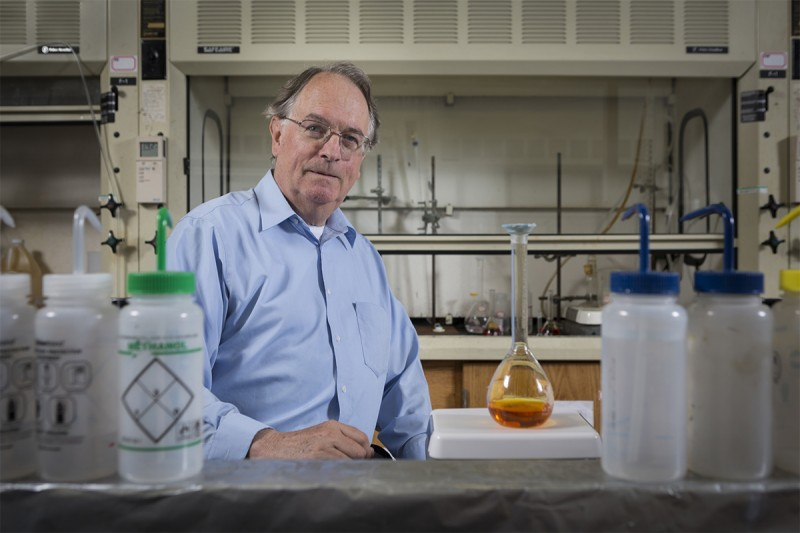 Distinguished Professor M. Stanley Whittingham has been elected to the National Academy of Engineering.