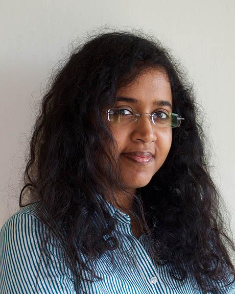 Arti Ramesh, assistant professor, computer science