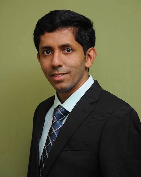 Anand Seetharam, assistant professor, computer science