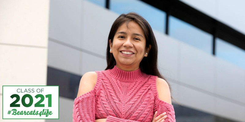Gissella Bejarano MS '17, PhD '21