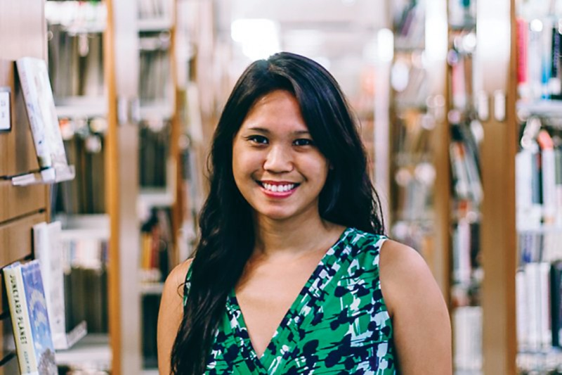 Carol Luong '08, MBA '09, co-founded a philanthropic technology platform - GreatPositive - to help nonprofits raise money online.