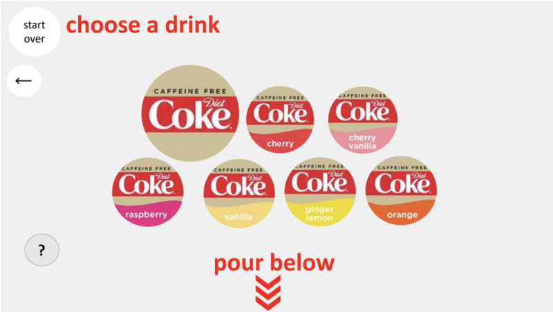 A team from the Department of Systems Science and Industrial Engineering at Binghamton University's Watson College studied the interface for Coca-Cola Freestyle machines to see if it could be improved.