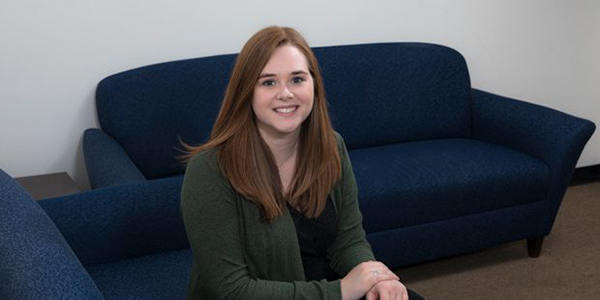Claire Foster, a graduate student in psychology, has received a prestigious National Science Foundation Graduate Research Fellowship.