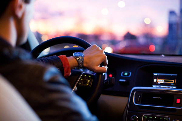 Researchers from Binghamton University are using smartphone sensors to  identify drivers based on their driving behaviors.