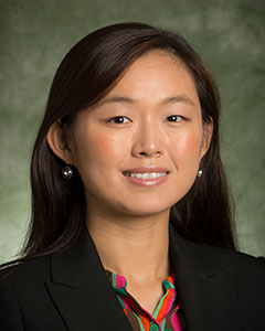 Jenny Jiao, assistant professor of marketing