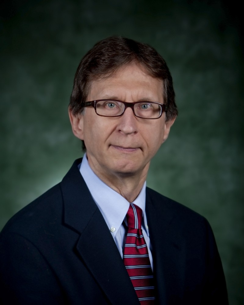 Bruce Murray, chair and professor of mechanical engineering