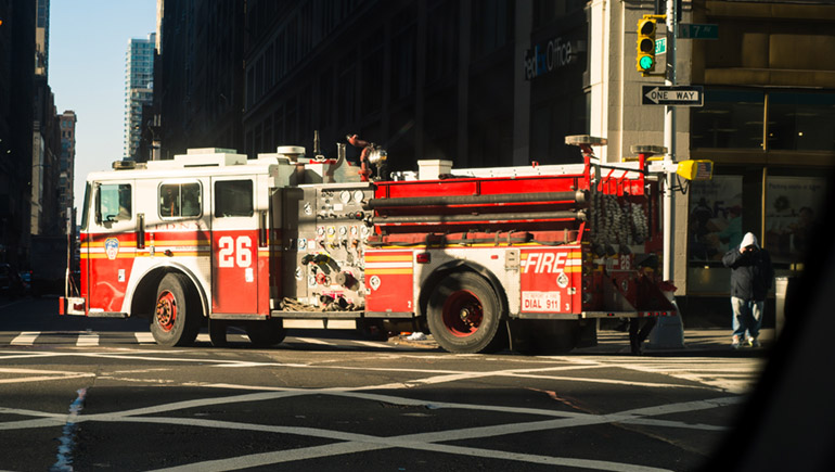 A new study from Binghamton University professors looks at response times for New York City emergency services.