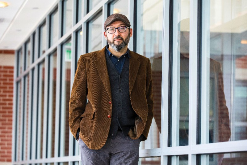 René Rojas, assistant professor of human development, shifted his research focus.