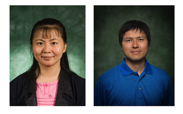 Binghamton University associate professor Ping Yang and assistant professor Guanhua Yan serve as the Principal Investigator and Co-Principal Investigator (Co-PI) respectively.
