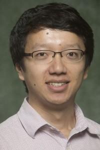 """Associate Professor Ziang """"John"""" Zhang"""