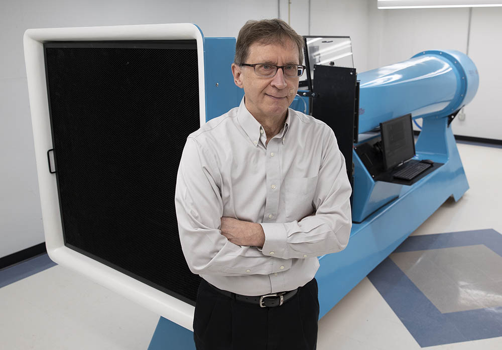 Professor Bruce Murray became the chair of the Department of Mechanical Engineering at the start of the 2019-20 academic year.