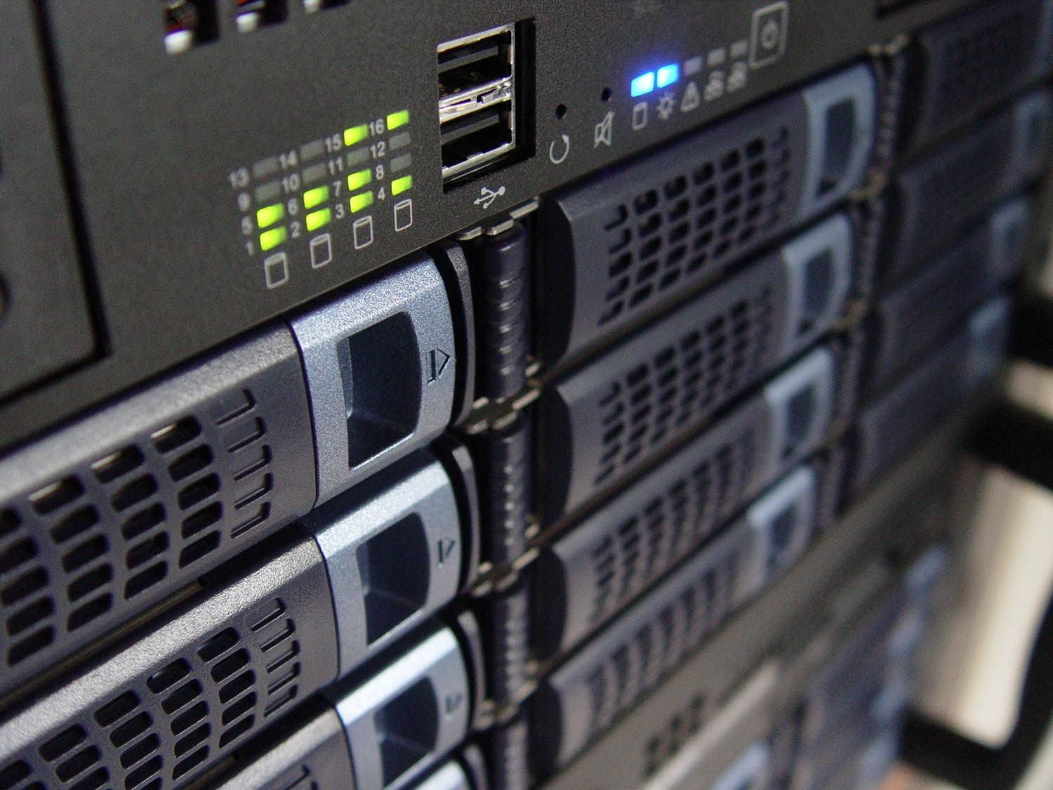 Energy efficiency for computer servers has become more important than ever. Research at Binghamton University is looking to decrease wasted electricity.