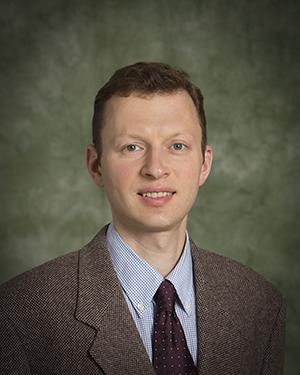 Computer Science Professor Dmitry Ponomarev