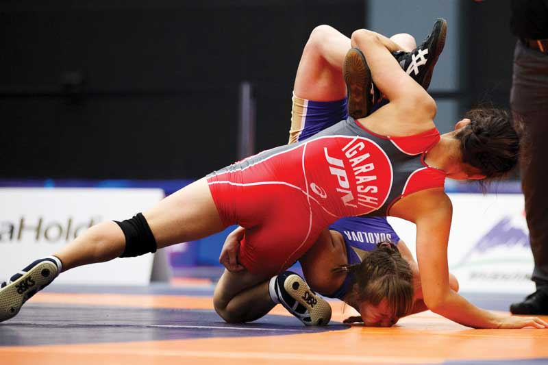 2016 Junior World Championships