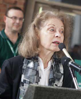Distinguished Service Professor Marilyn Gaddis Rose