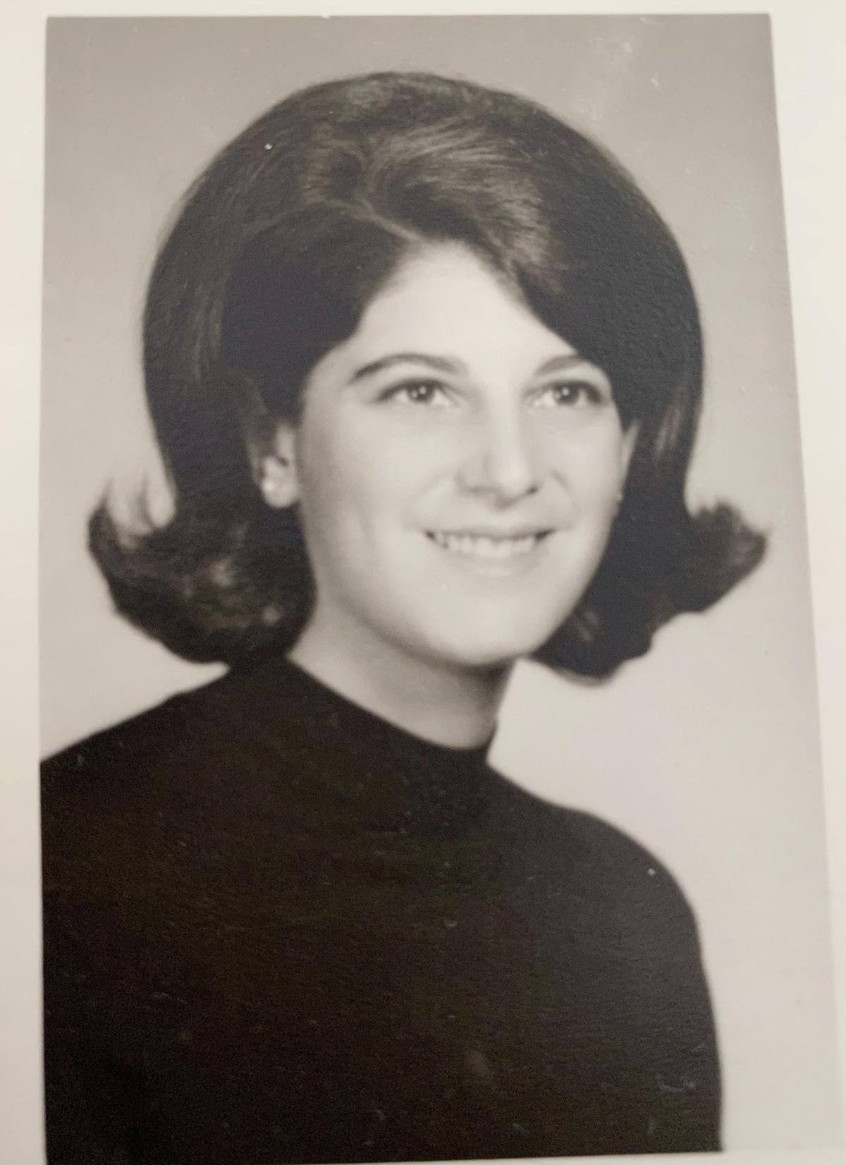 Geraldine MacDonald in 1968
