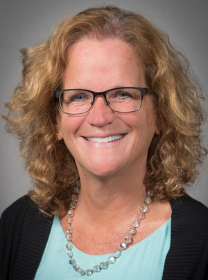 Irene Macyk is associate executive director and chief nursing officer of Lenox Hill Hospital, Lenox Health Greenwich Village and the Manhattan Eye, Ear and Throat Hospital. She fondly recalls living in Johnson City, N.Y., and eating at local pizzerias!