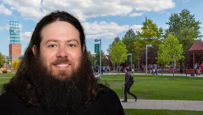 Jeremy Blackburn is an assistant professor in Watson College's Department of Computer Science.