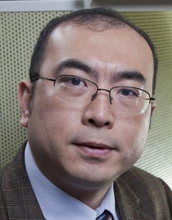 Professor Changhong Ke