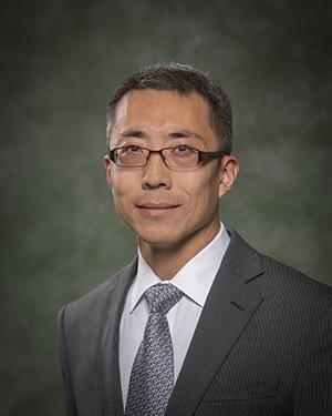 Computer Science Professor Lei Yu