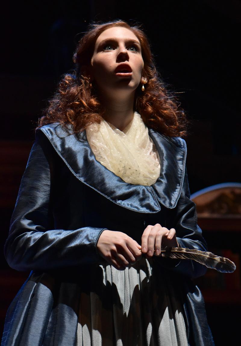Margaret Leisenheimer as Olympe de Gouges