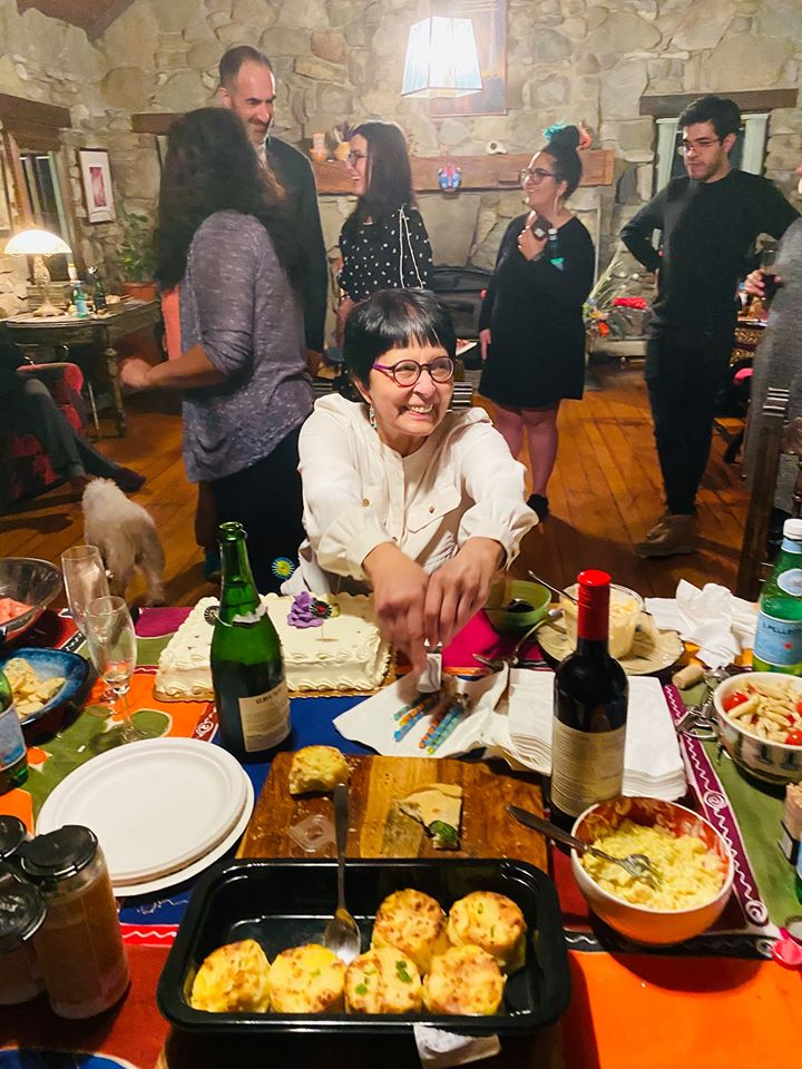 Professor María Lugones believed that conviviality was a way to cross the differences that divide us, and to that end enjoyed hosting guests at her Vestal home to discuss philosophy and dance the tango.