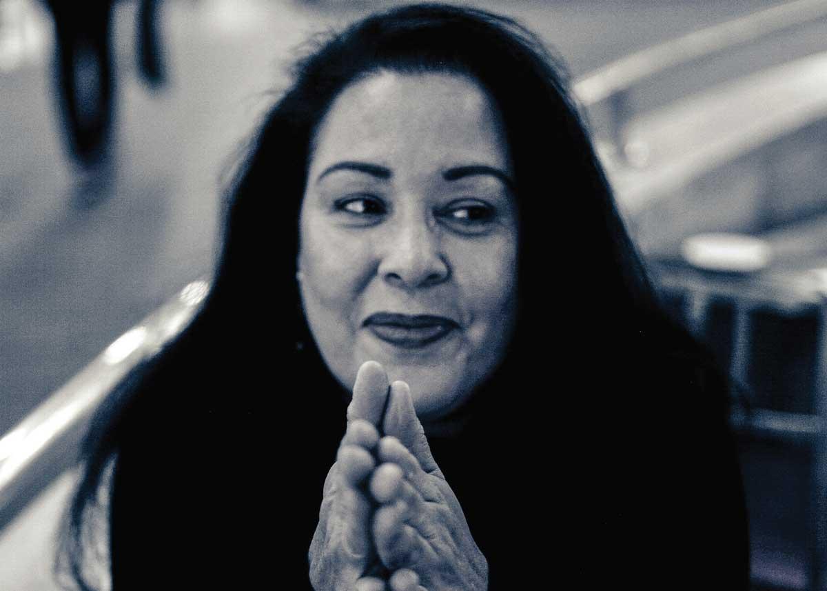 Nancy Mercado, PhD '04