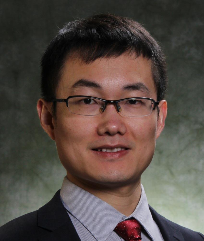 Assistant Professor Pu Zhang
