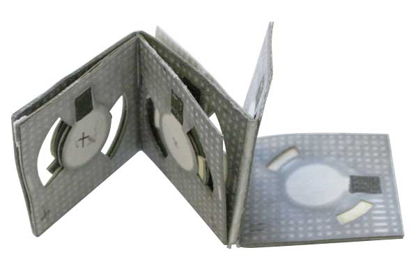 Origami Battery