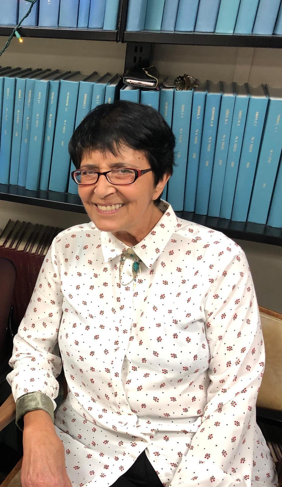 Professor of Comparative Literature María Lugones