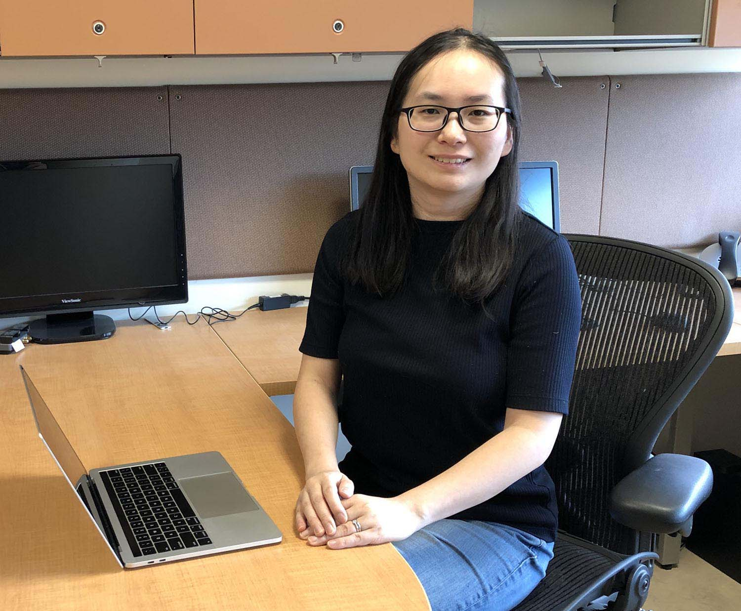 Yao Liu, an assistant professor in the Thomas J. Watson School of Engineering and Applied Science's Department of Computer Science, has won a five-year, $486,169 National Science Foundation CAREER Award to fund her research.