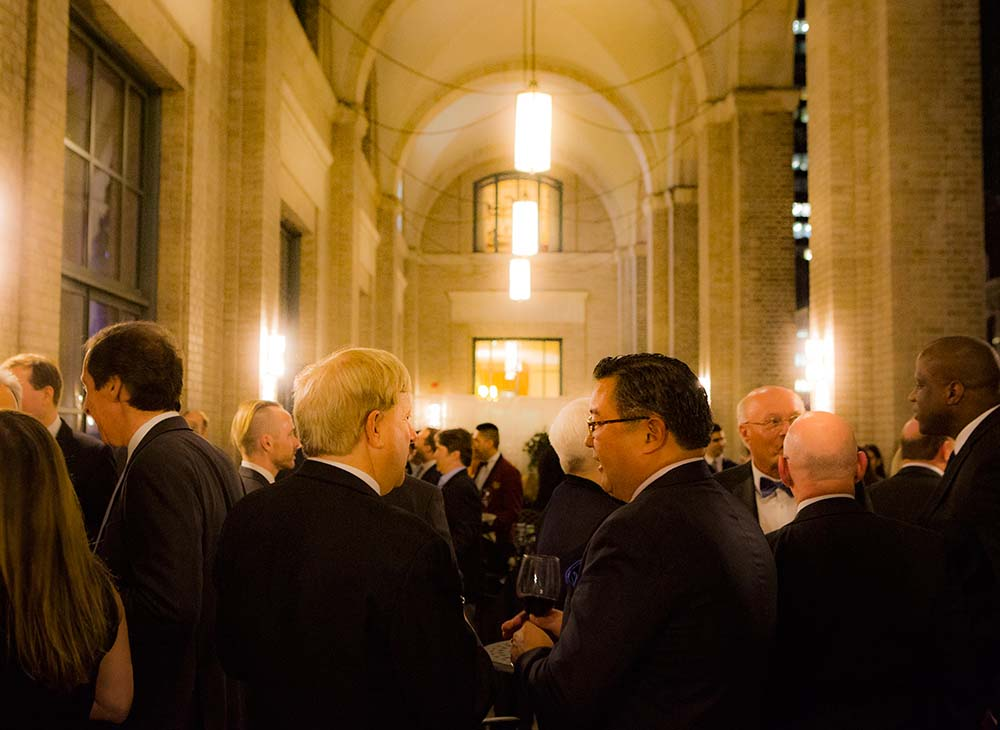 The School of Management's Inaugural Fundraising Gala