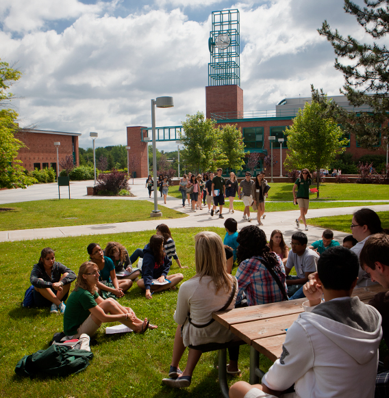 Small Group Meetings Daily Photo Binghamton University