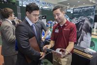 Fleishman Center-sponsored Fall 2014 Job & Internship Fair.