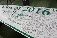 Class of 2016 banner