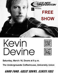 Kevin Devine