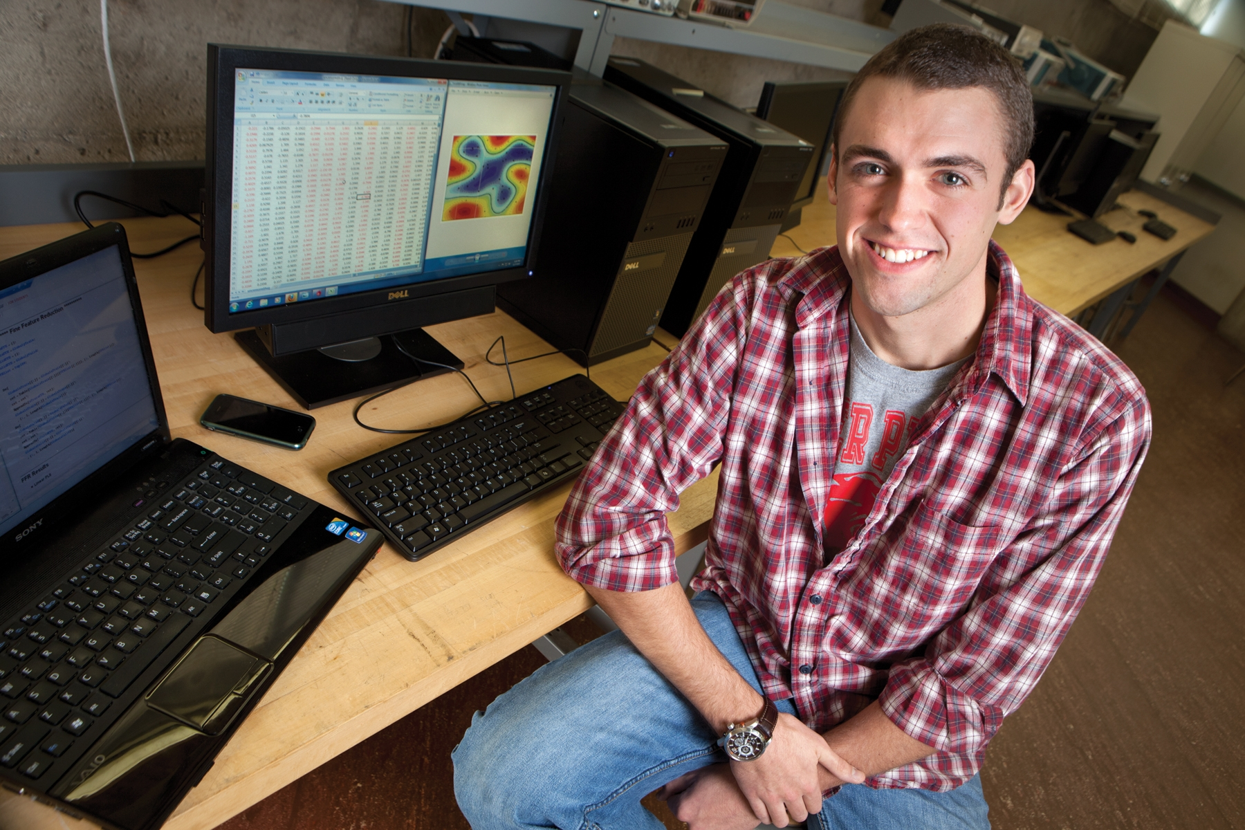 Bioengineering student's work pays dividends